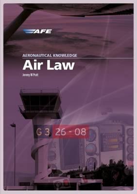 Aeronautical Knowledge - Air Law (Paperback)