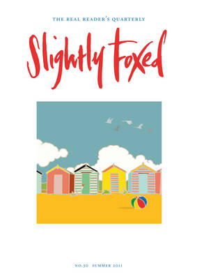 Slightly Foxed: No. 30: A Personal Landscape (Paperback)