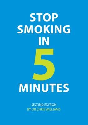 Stop Smoking in 5 Minutes (Paperback)
