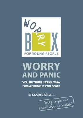 WB-YP Worry Box for Young Poeple: Worry and Panic- You're three steps away from fixing it for good (Paperback)