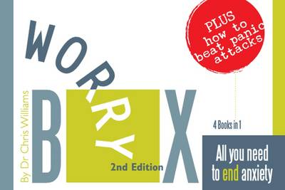 The Worry Box: All You Need to End Anxiety (Paperback)
