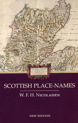 Scottish Place-names (Paperback)