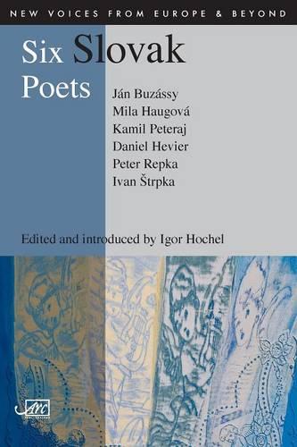 Six Slovak Poets (Paperback)