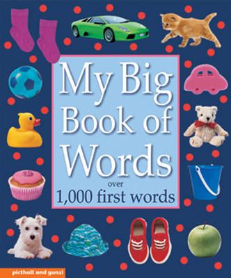 My Big Book of Words (Board book)