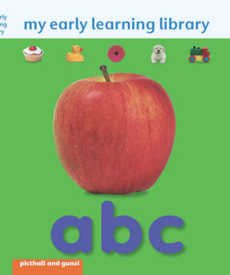 ABC - My Early Learning Library (Board book)