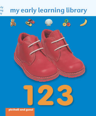123 - My Early Learning Library (Board book)