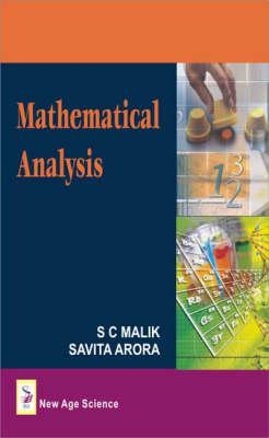 Mathematical Analysis (Hardback)