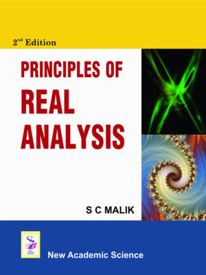 Principles of Real Analysis (Paperback)