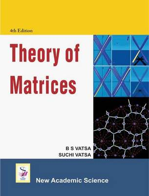 Theory of Matrices (Paperback)