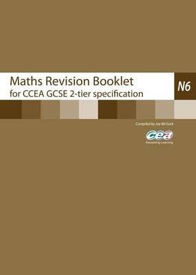 Maths Revision Booklet N6 (Paperback)