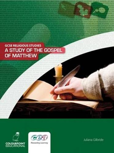 A Study of the Gospel of Matthew - GCSE Religious Studies No. 3 (Paperback)