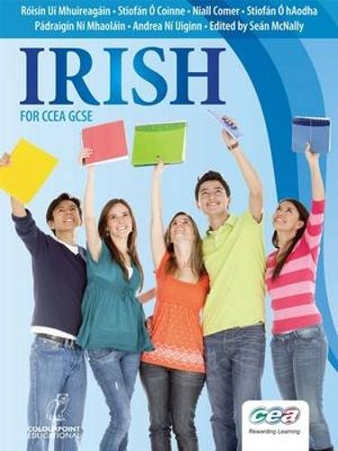 Irish for CCEA GCSE (Paperback)