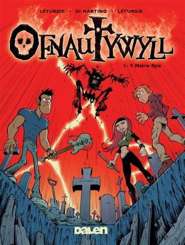 Ofnau Tywyll - Y Meirw Byw (Paperback)