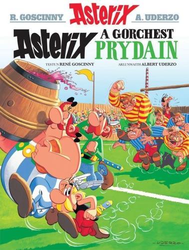 Asterix a Gorchest Prydain (Paperback)