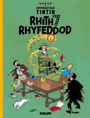 Cyfres Anturiaethau Tintin: Rhith Saith Rhyfeddod (Paperback)