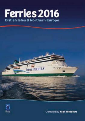 Ferries 2016 (Paperback)