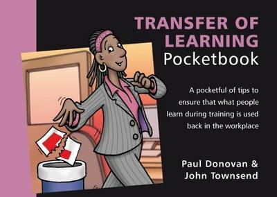 Transfer of Learning Pocketbook (Paperback)