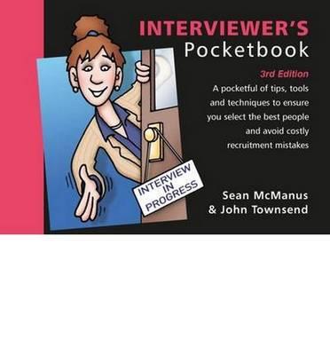 Interviewer's Pocketbook (Paperback)