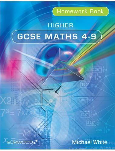 Higher GCSE Maths 4-9 Homework Book - Essential Maths (Paperback)