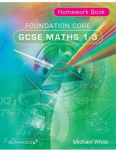 Foundation Core GCSE Maths 1-3 Homework Book (Paperback)
