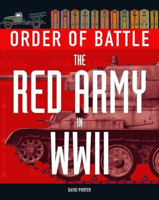 Order of Battle: the Red Army in World War 2 (Hardback)