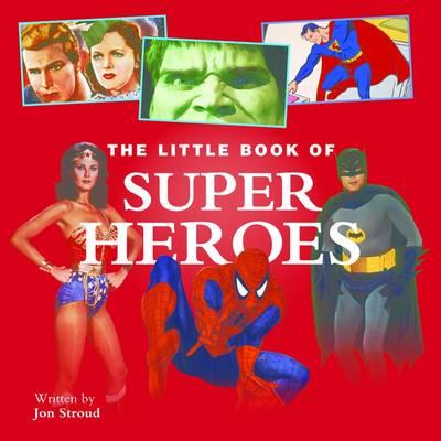 Little Book of Superheroes (Hardback)