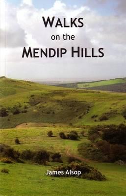 Walks on the Mendip Hills (Paperback)