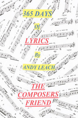 365 Days of Lyrics (Paperback)