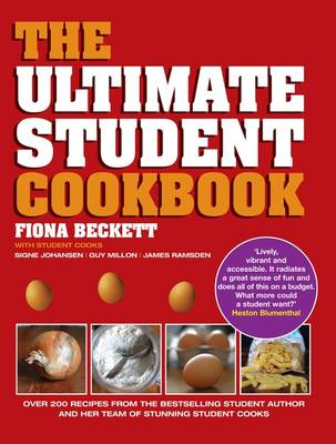 The Ultimate Student Cookbook (Paperback)