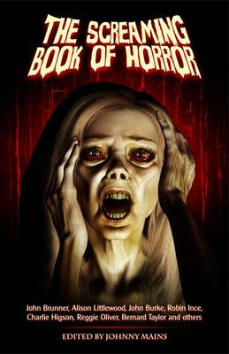 The Screaming Book of Horror (Hardback)