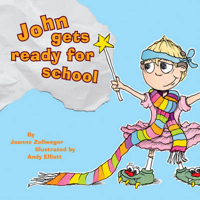 John Gets Ready for School - My Brother John Series v. 2 (Paperback)