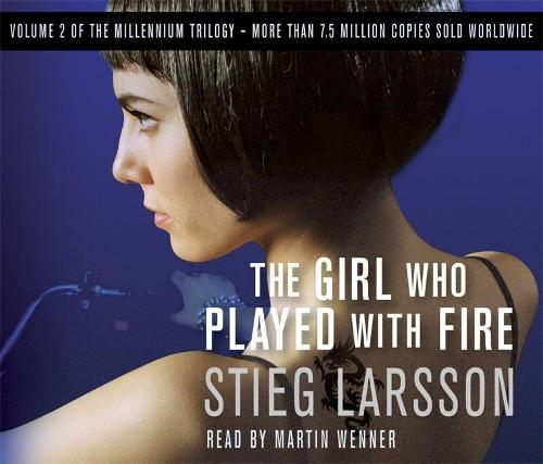 The Girl Who Played With Fire - Millennium Trilogy (CD-Audio)