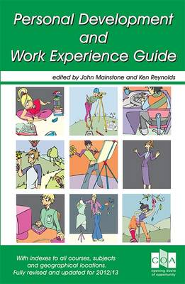 Personal Development and Work Experience Guide (Paperback)