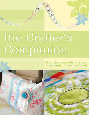 The Crafter's Companion: Pattern book (Paperback)