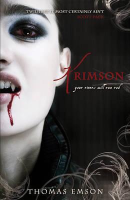 Krimson - Snowbooks Vampire (Hardback)