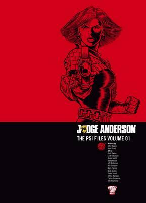 Judge Anderson: Psi Files - Judge Anderson: The Psi Files (Paperback)