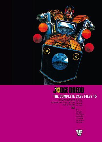 Judge Dredd: Complete Case Files v. 15 (Paperback)