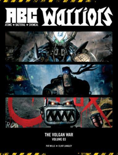 ABC Warriors: Volgan War v.3 (Hardback)