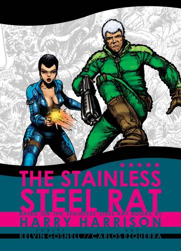 The Stainless Steel Rat (Paperback)