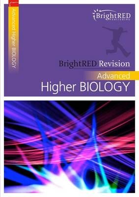 BrightRED Revision: Advanced Higher Biology (Paperback)