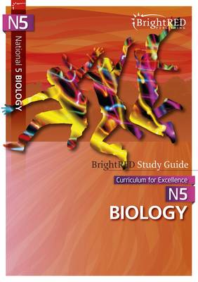 BrightRED Study Guide: National 5 Biology - BrightRED Study Guides (Paperback)