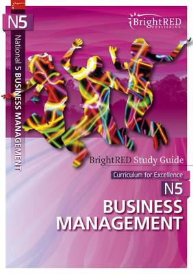 National 5 Business Management Study Guide - BrightRED Study Guides (Paperback)