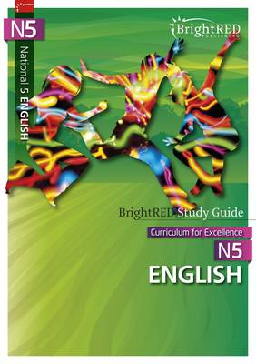 National 5 English Study Guide - BrightRED Study Guides (Paperback)