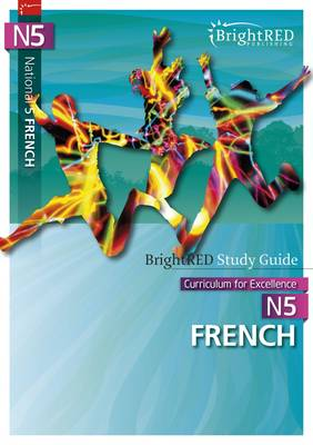 BrightRED Study Guide: National 5 French - BrightRED Study Guides (Paperback)
