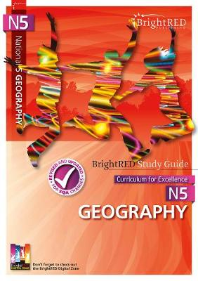 National 5 Geography Study Guide - BrightRED Study Guides (Paperback)