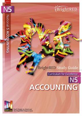 National 5 Accounting Study Guide (Paperback)