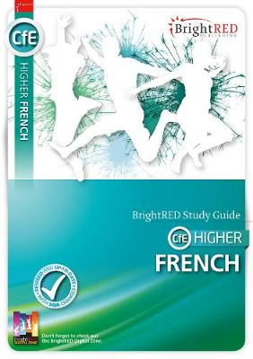 CFE Higher French Study Guide (Paperback)