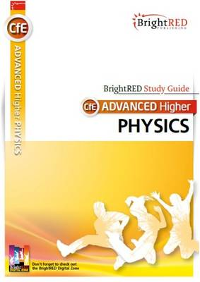 CFE Advanced Higher Physics Study Guide (Paperback)