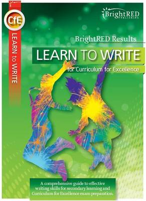 Learn to Write for CfE (Paperback)