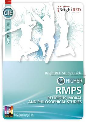 CfE Higher RMPS Study Guide - BrightRED Study Guides (Paperback)
